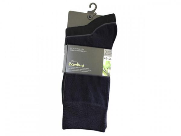 Bambus Socke