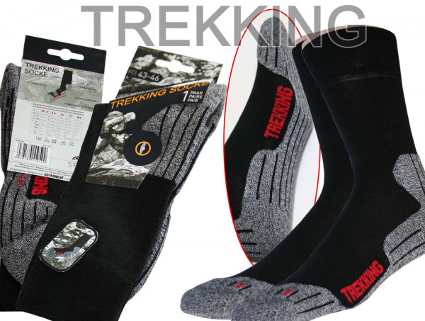 Sport Trekking Socke
