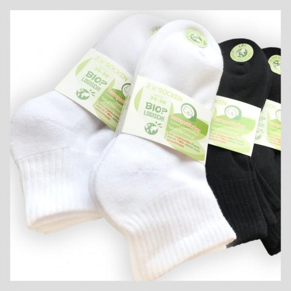 kompostierbare Socke - Sockswear