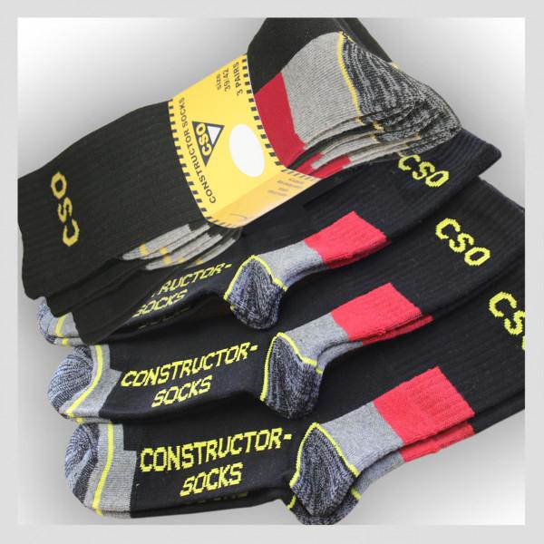 CSO Arbeitssocken von Sockwear