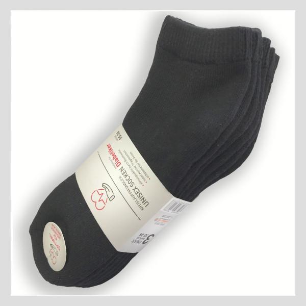 Diabetiker Socke - venenfreundlich von Sockswear