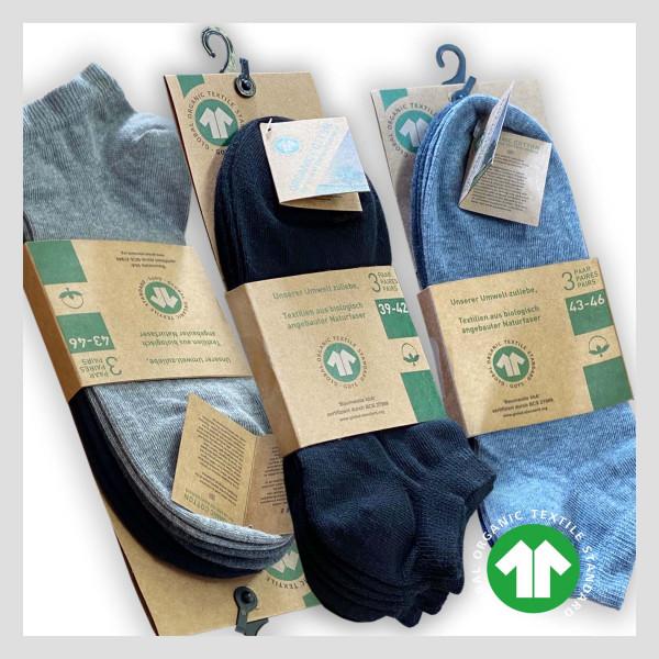 Nachhaltige Bio Baumwolle Sneaker - Sockswear