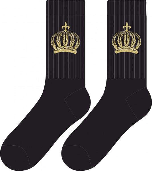 Pompöös Damen Sport Socken 2 Paar