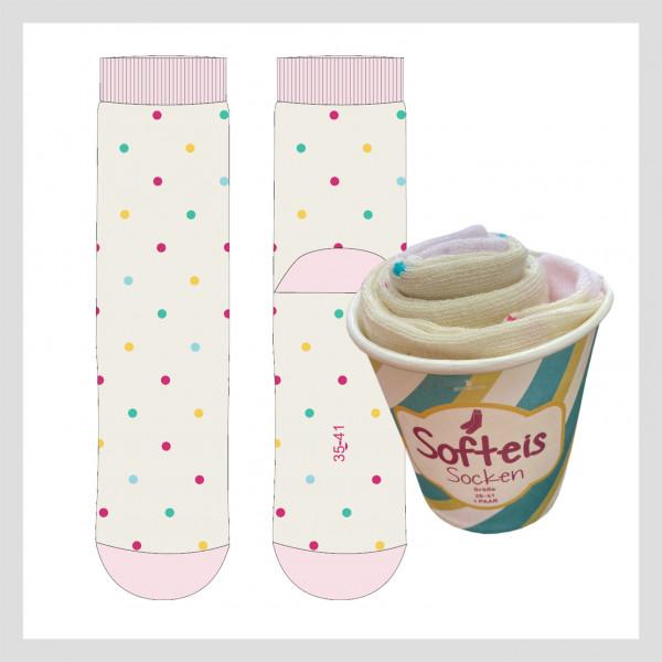 Softeis Socken
