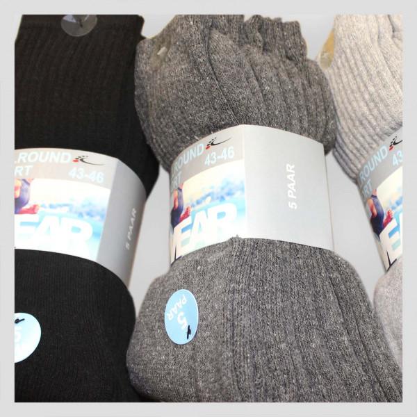 All Round Sport Socke