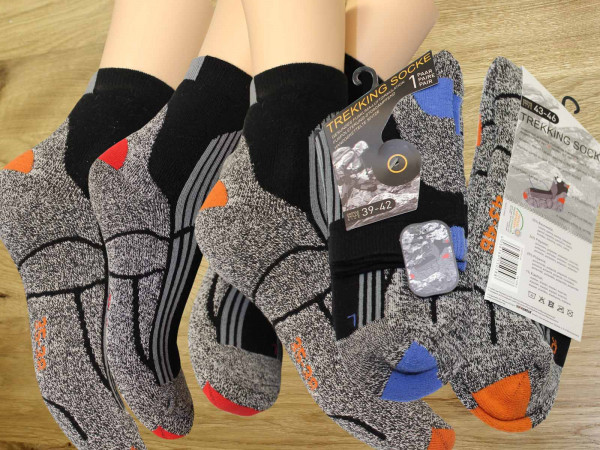 "Trekking Socke ""Kurz"""