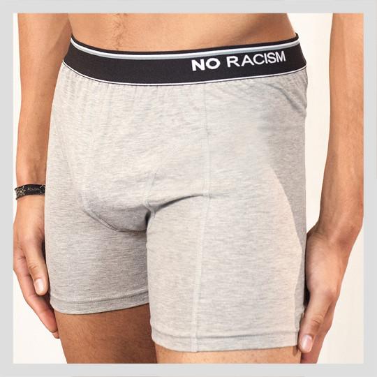 NO RACISM Boxer Short