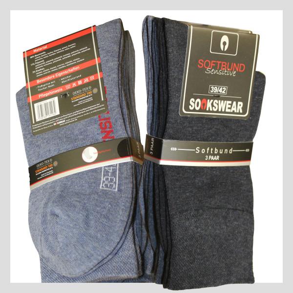 Sockswear Softbund Socken