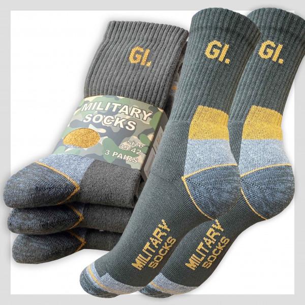 Herren Military Socke