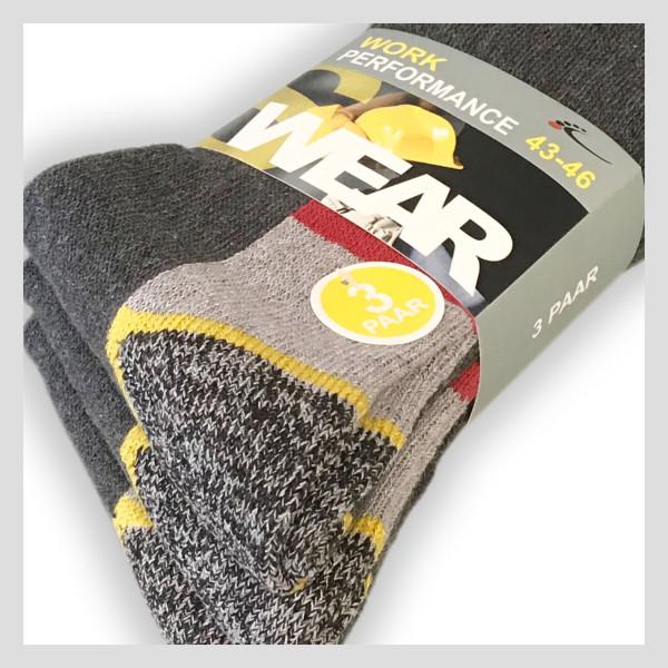 Work Performance Socken