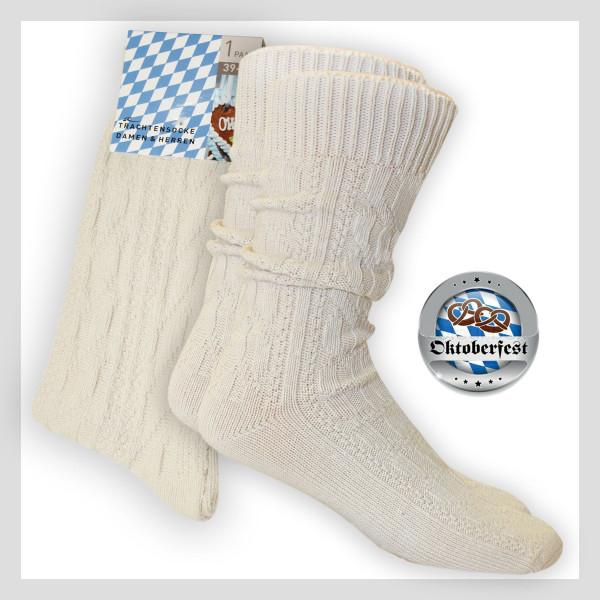 Trachten Socke