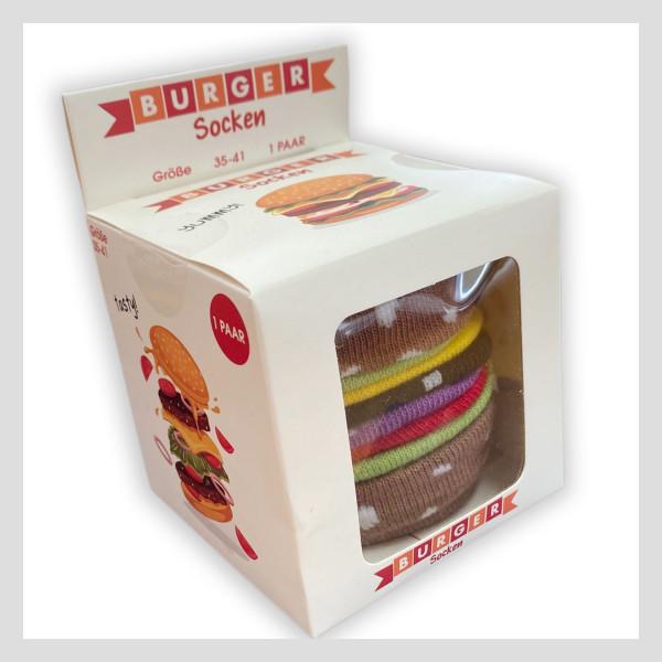 Burger Socken
