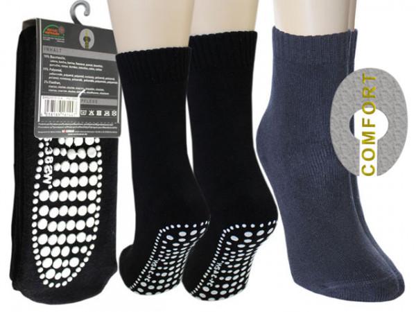Home Socke mit Anti-Rutsch-Dots